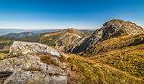 Mount Chopok, Low Tatras Ridge