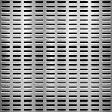Metal Textured Technology Perforated Background