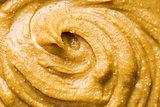 Creamy peanut butter.