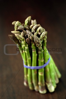 Bunch of asparagus