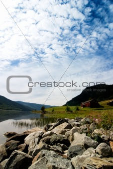 Fjord Landscape