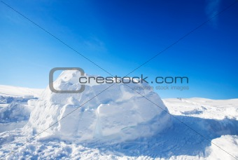 Igloo Building Detail