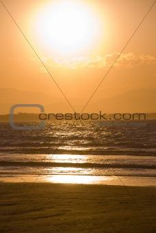 Byron Bay Sunset Australia