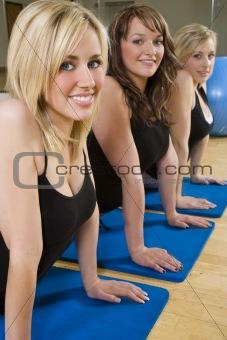 Stretching Trio