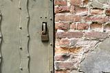Steel Door Texture