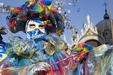 color mask from venice carnival