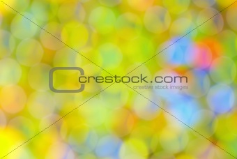 abstract background in bright rainbow colors
