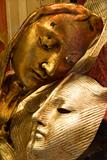 masks from venice - love