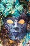 mask from venice - blue