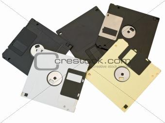 floppies discs