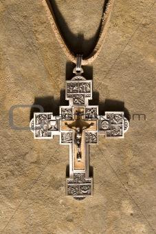 cross - locket
