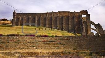 Abandoned Valencia Silver Mine Guanajuato Mexico