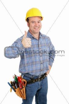 Tool Guy Thumbsup