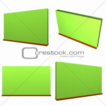 Chalk Board or Green Board for Schools