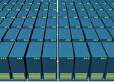 Data Backup Warehousing Environment