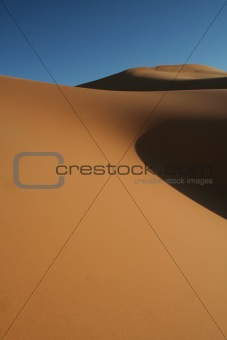 Erg Chebbi sand dunes