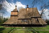 Wooden Church in Sekowa, Poland