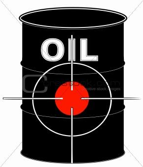 oil as target