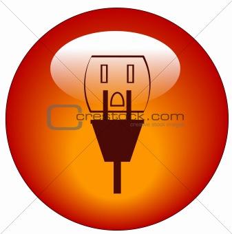 power icon or button