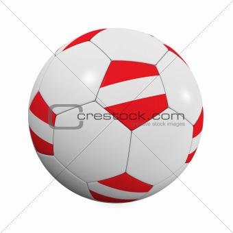 Austrian Soccer BallAustrian Soccer Ball