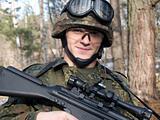 Bundeswehr soldier