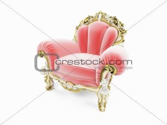 royal red velvet furniture