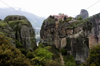 from Meteora