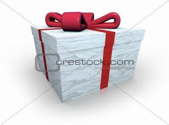 3D Box Present