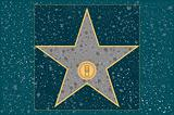 hollywood walk of fame: broadcast radio star