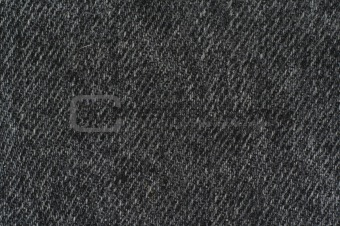 black denim texture - real macro