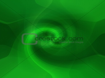 Background techno green