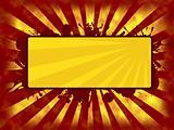 banner background