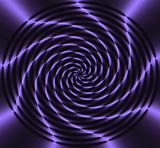 Ultra Violet Wheel of Light