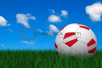 Austrian soccer ball