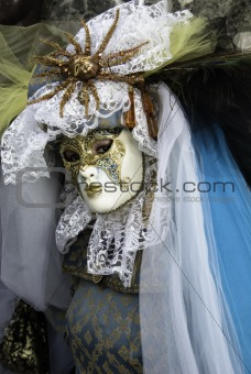 Carnival Mask in Venezia