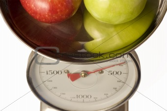 Apples on the Scales