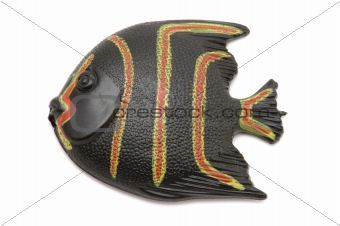 black Fish magnet
