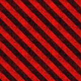 Red Hazard Stripes