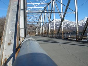 Alaskan bridge