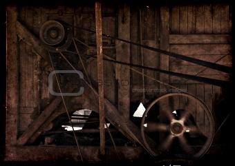 old wheels keep on turning