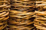 Wattled baskets