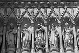 holy from facade of vienna church
