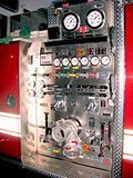 fire truck detail
