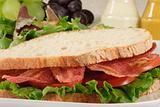 b.l.t sandwich