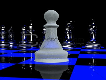 Blacklight chess 2