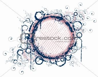Circles and ink