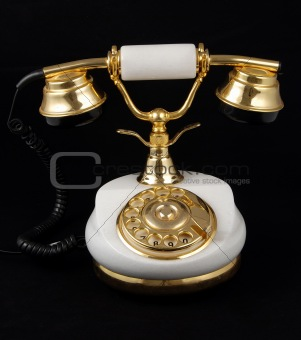 Ancient telephone