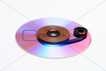 Cd and film