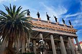 Juarez Theater Guanajuato Mexico