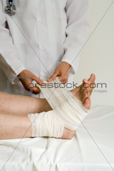 Fix my foot